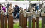 Keramiekmarkt in Dwingeloo gaat weer niet door.