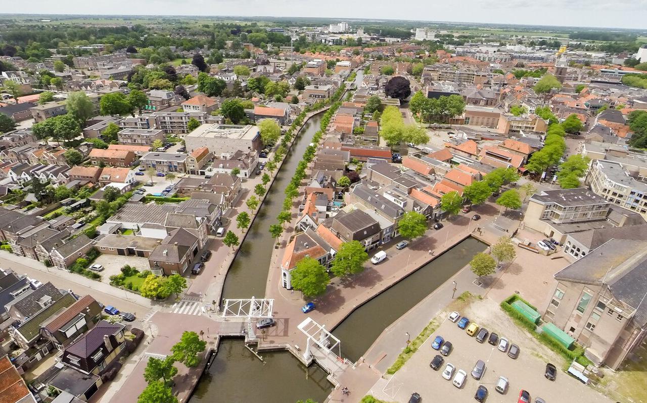 Volgens Herman Jansen moeten bezoekers in Meppel in ieder geval het water en de grachten in de stad hebben gezien.