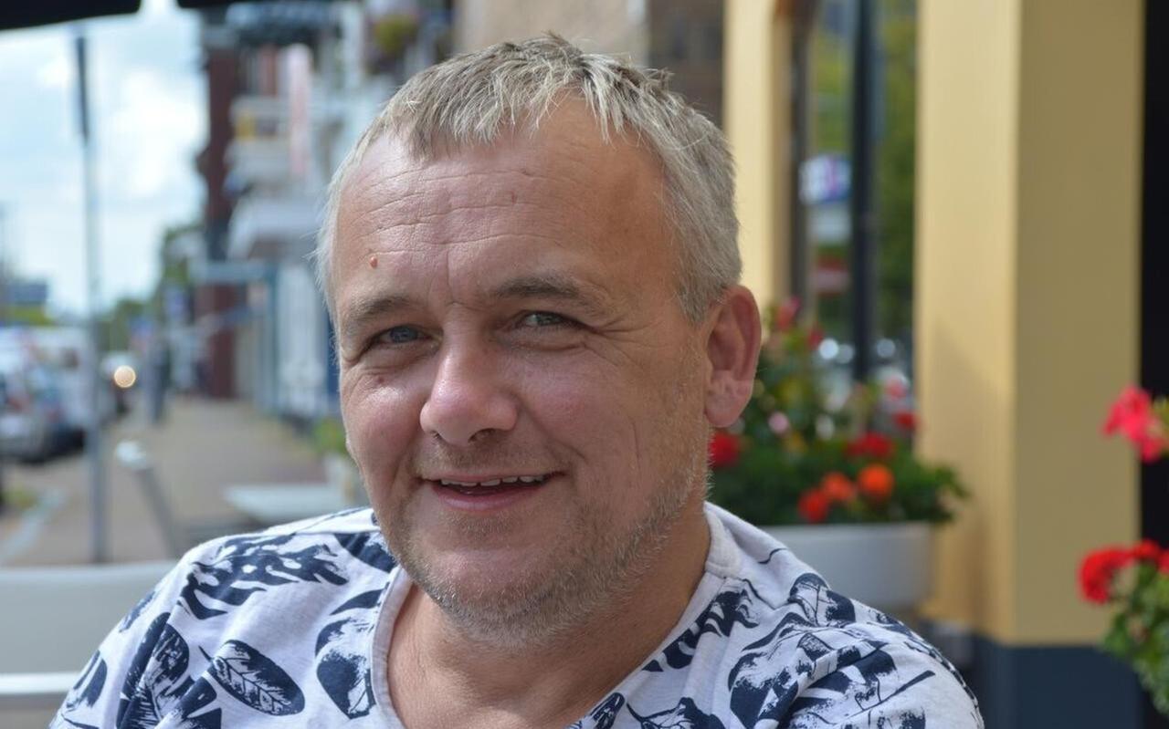'Ik ben nu eenmaal een onderzoeker', zegt Gerard van Oosten.
