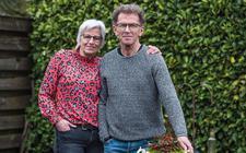 Roelie en Fred Zweistra.