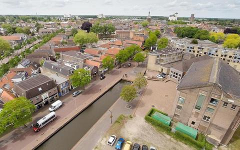 Het verlengen van de Gasgracht naar het Prinsenplein kost bijna tien miljoen euro.