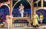 Het Shakespearetheater in Diever.