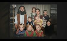 Een gezinsfoto van de familie Van D. Foto: BNN/VARA