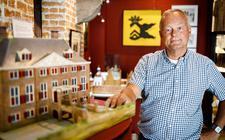 Henk van Heerde hoorde eind vorig jaar dat er zelfs andere stukken uit de inventaris op Marktplaats te koop werden aangeboden.