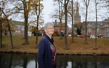 Zuster Wilbrord oftewel Riet Hendriksen vertrekt uit Steenwijkerland. Ze is de laatste 'non' in Steenwijkerland.