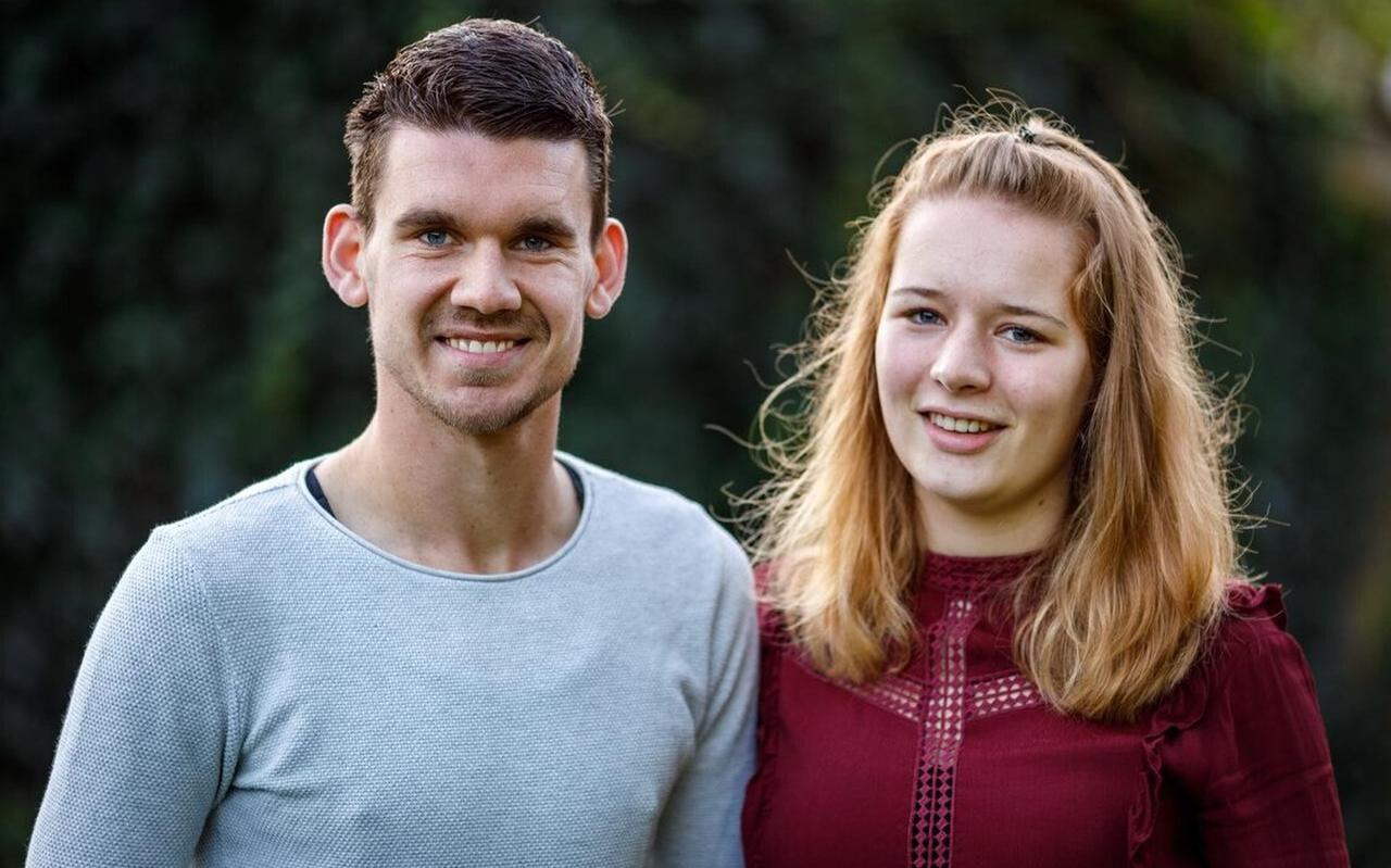 Richard en Roelienke Wagenaar.
