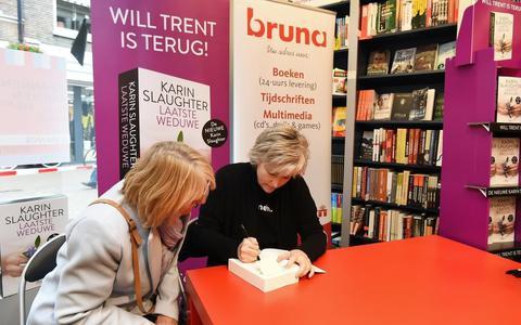 Karin Slaughter op 1 in bestsellerlijst | Boeken top 10