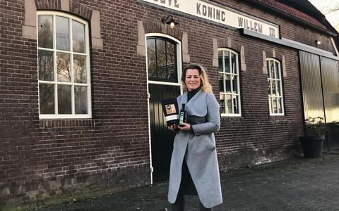 Ruth Middelwijk is trots op de producten van Kolonie Erfgoed.