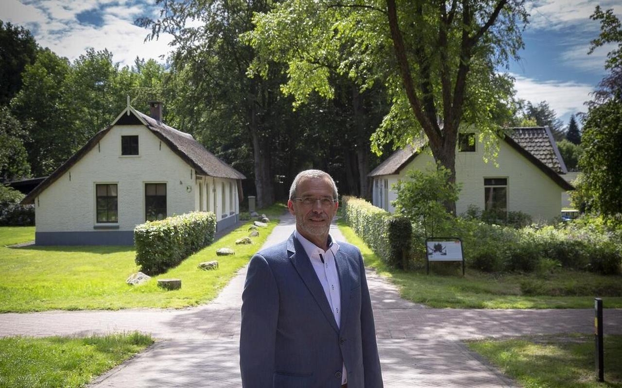 Peter Sluiter, directeur van Museum De Proefkolonie in Frederiksoord.