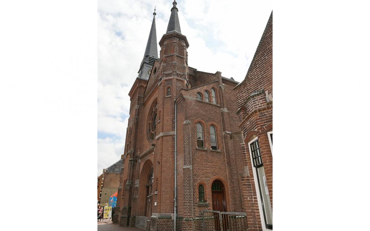 De Oude Kerk.