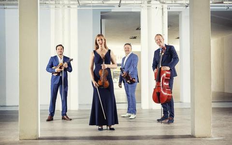Het concert van het Matangi Kwartet van 11 oktober gaat niet door.