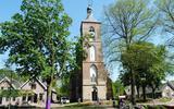 De Mariakerk in Ruinen blijft nog even dicht, maar is is wel een online pinksterdienst.