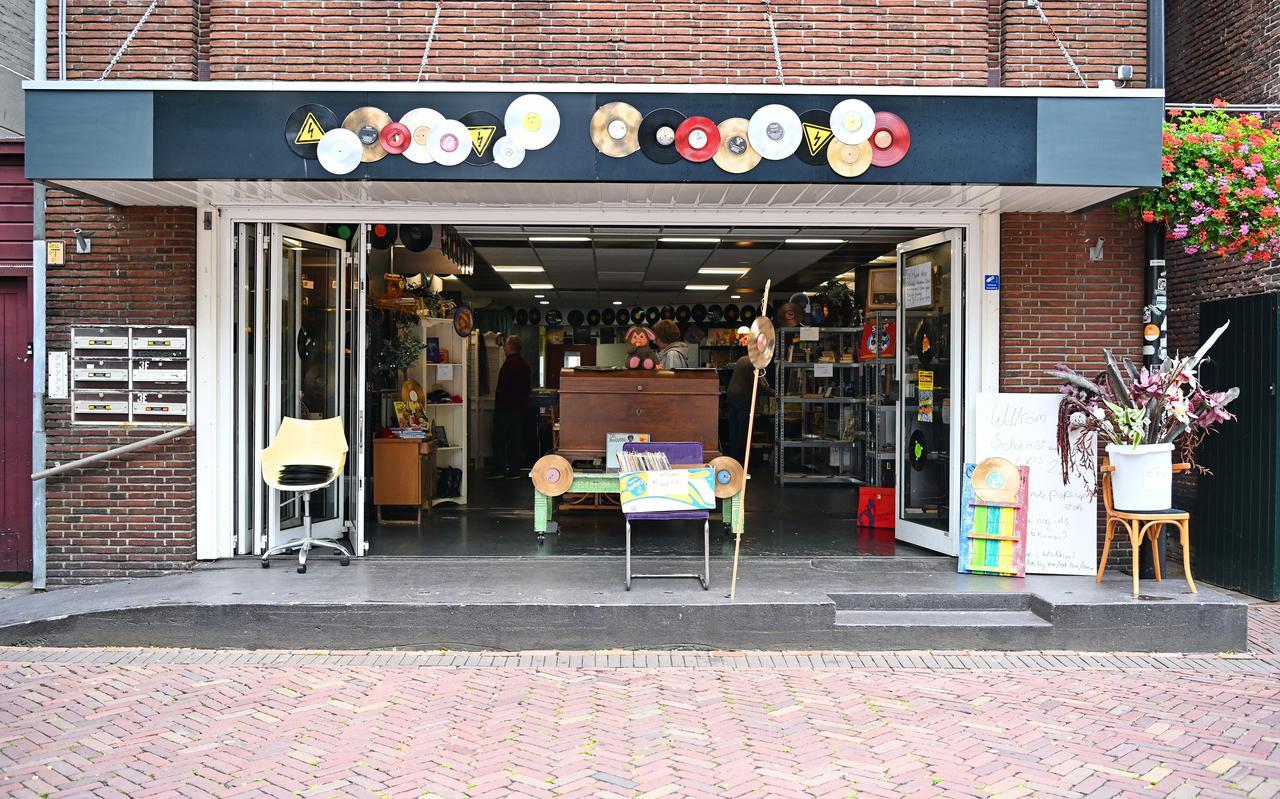 De nieuwe pop-up winkel aan het Prinsenplein: De Schatkist van Meppel.
