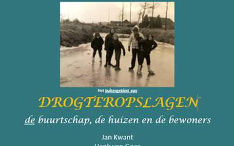 Voorkant van het nieuwste boerderijenboek van de oude gemeente Zuidwolde.
