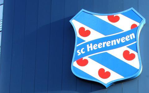 Logo SC Heerenveen.