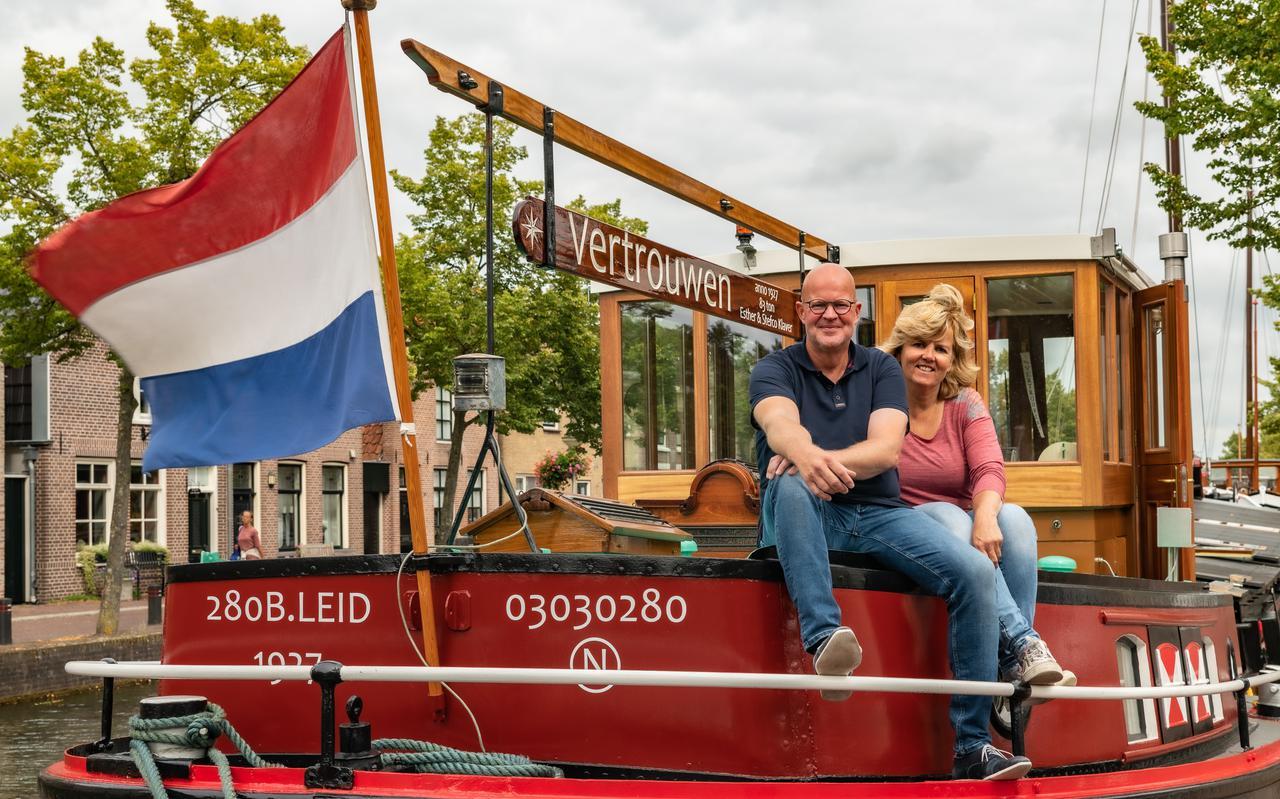 Esther en Stefco Klaver.