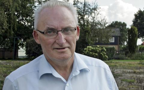 Klaas Slager is al 37 jaar voorzitter.