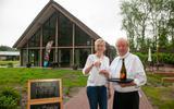 Henry en Erika Hazelaar ruilen de Moezel in voor Ruinen met brasserie De Marke