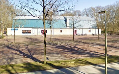 Sporthal De Spronk.