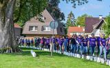 De Samenloop voor Hoop in Meppel, tijdens de editie van 2018.