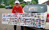Cor Slagter staat al in de spreekwoordelijke startblokken voor zijn 75ste bezoek aan de TT.