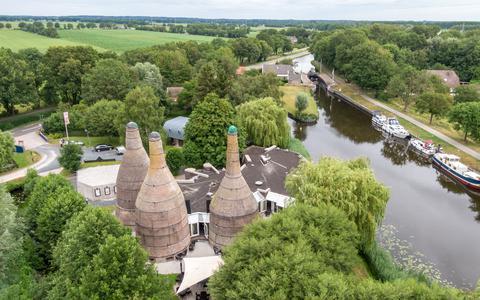 Villa Kalkoven in Meppel is een officiële trouwlocatie.