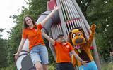 Karim Beerling en Bibi Bloem op vakantiepark De Noordster in Dwingeloo.