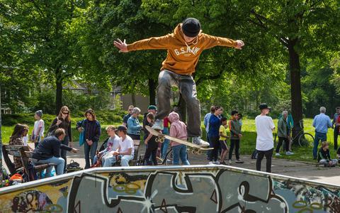 De Meppeler Skate Vereniging heeft plannen om skatepark Hesselingen een grondige update te geven.