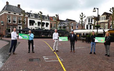Boomlab steunt horecabedrijven Meppel. Directeur Bertjan Boom: 'Wij maken ons hard voor een vitale en sportieve stad'