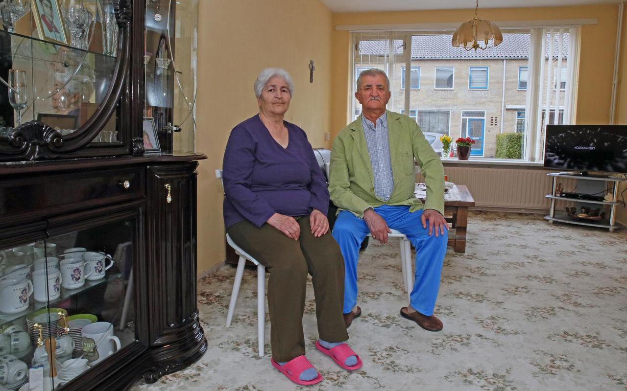 Armeens bejaard echtpaar in Staphorst is pesterijen door kinderen zat en wil rust.