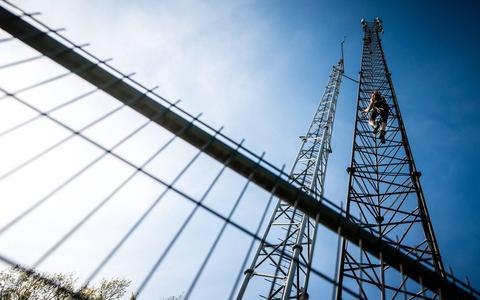 Een zendmast die gepland staat bij Nolde, kan op weinig applaus rekenen van bewoners.
