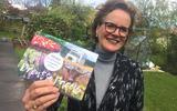 Anneke Boekee, schrijfster van 'Drentse Parels'