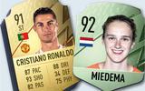 Vivianne Miedema uit Hoogeveen is een wereldtopper bij Arsenal, Oranje en in FIFA 22