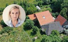 Jessica Villerius en de boerderij in Ruinerwold.