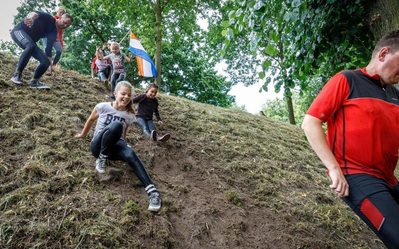 De Monkey Fun Run zag in 2019 het levenslicht in en rond Steenwijk en trok direct al zo'n vijfhonderd deelnemers.