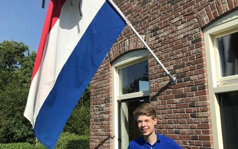 Johan Bakker uit Vollenhove.