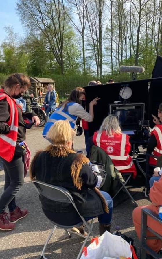 Maandag vonden de eerste opnames plaats voor een vierdelige crimi-serie die in oktober bij SBS op TV zal worden uitgezonden. De Junior Rangers van het Nationaal Park figureerden met verve op deze eerste opnamedag.